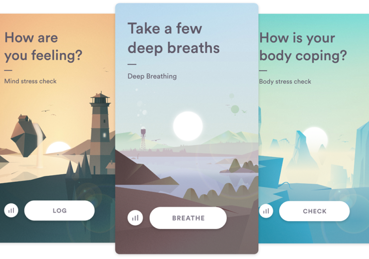 BioBeats CEO David Plans on AI app helping to tackle mental health crises in the workplace