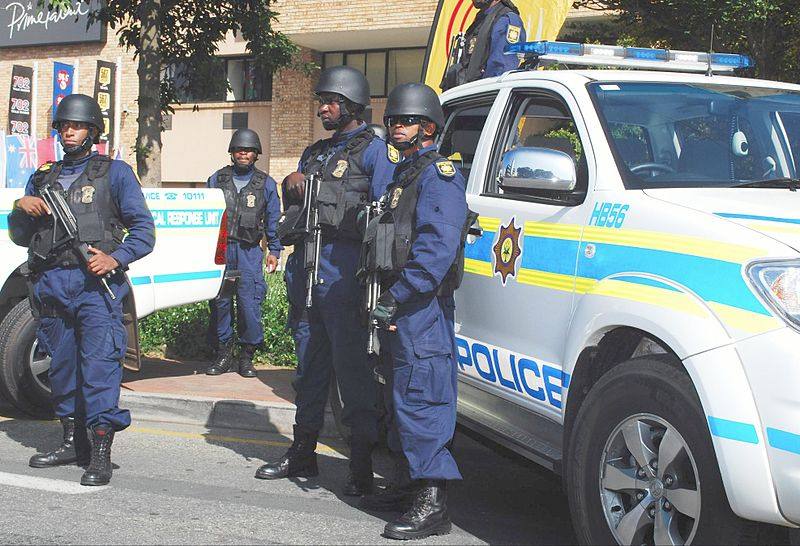south africa mental health police