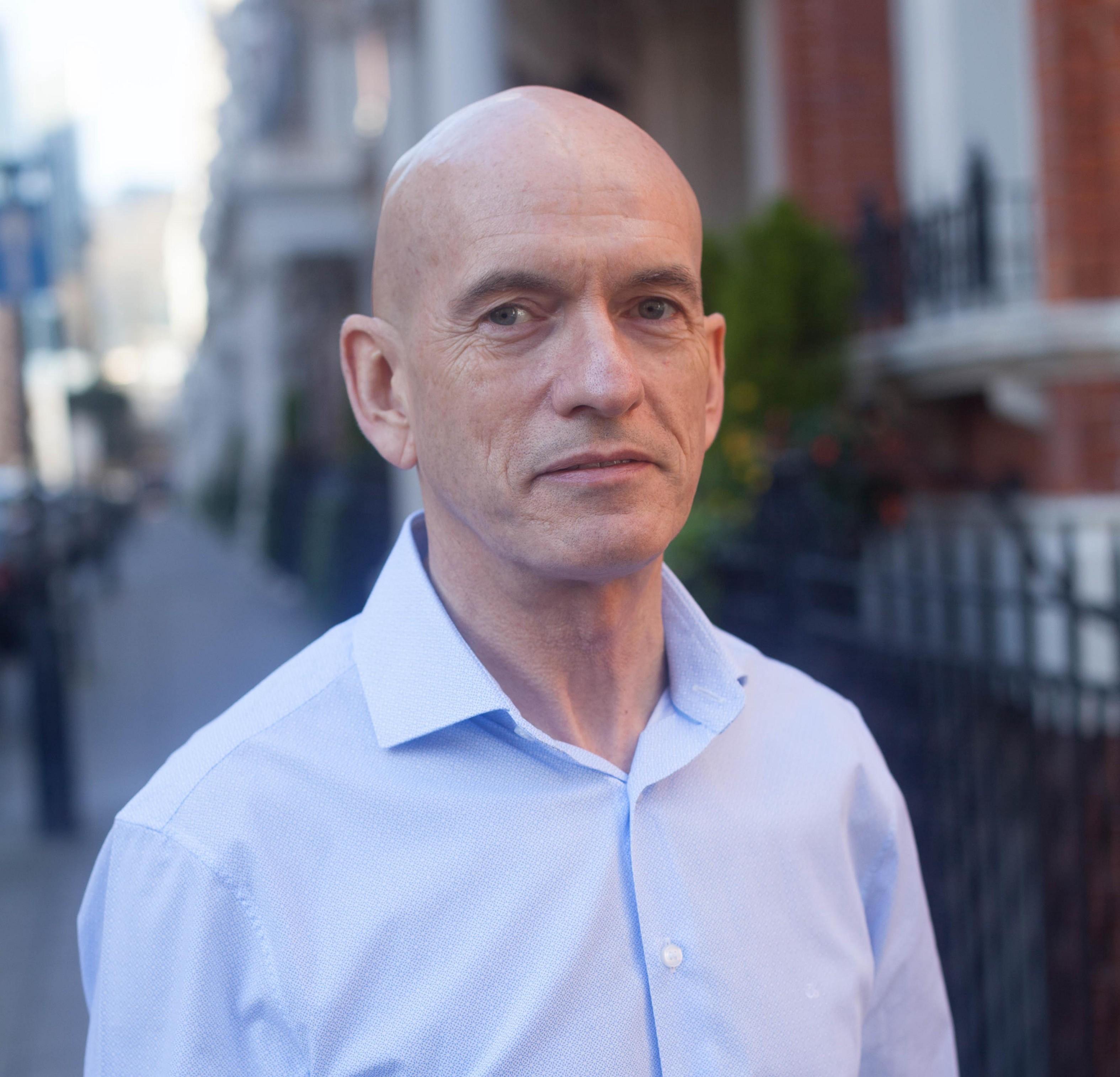 Parkinson's UK David Dexter