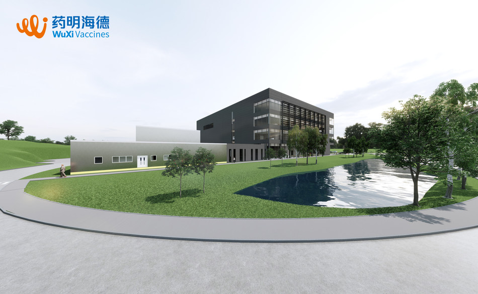 WuXi Vaccines Facility in Ireland. (Credit: WuXi Biologics.)