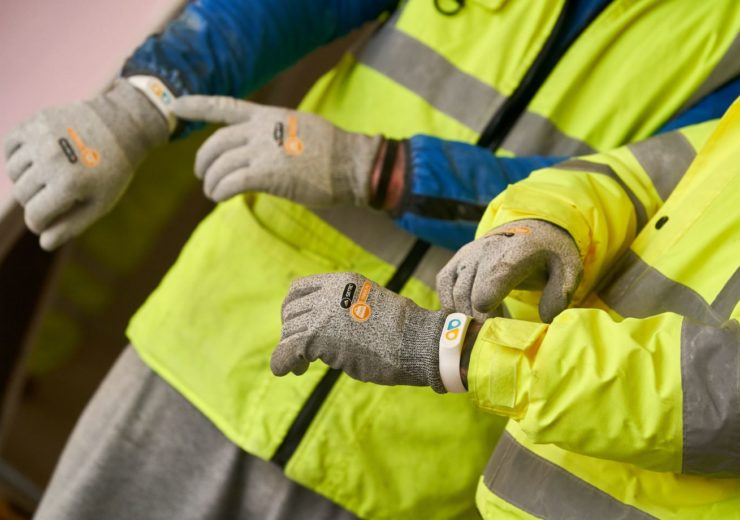 Wearable technology could monitor construction workers' mental health