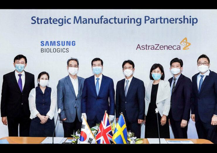 Samsung Biologics, AstraZeneca enter into global supply partnership