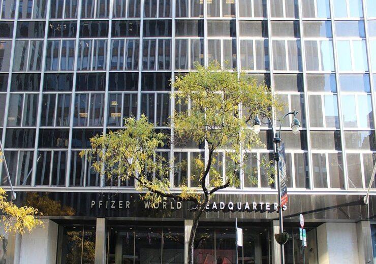 Pfizer-headquarters