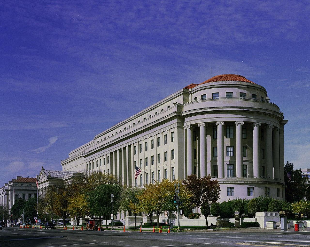 FTC headquarters in Washington, D.C. (Credit: Carol M. Highsmith/Wikipedia.)